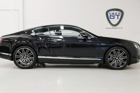 Bentley Continental GT Speed, FBSH and Just Serviced
