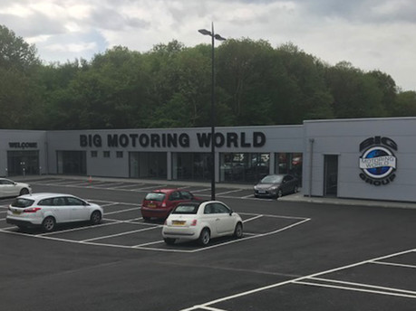Big Motoring World Is Recruiting In London Stratford