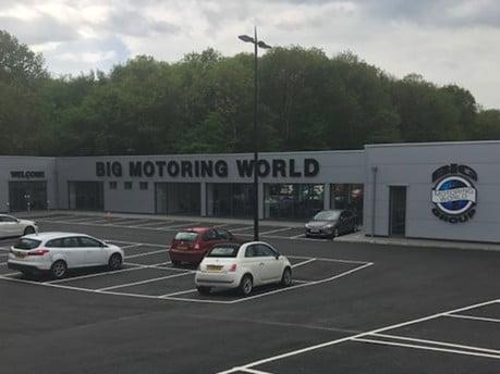 Big Motoring World Is Recruiting In London Stratford