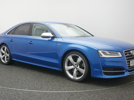 Big Motoring Worlds Car of the Week: Audi S8