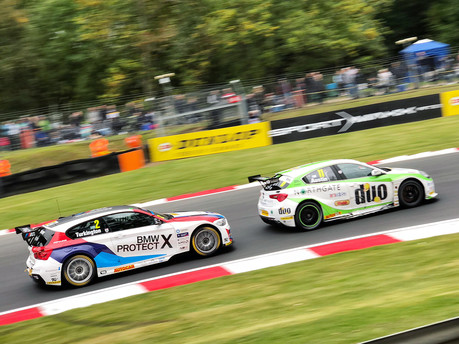 BMW and the British Touring Car Championship. A pairing for success