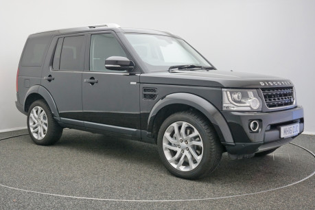 Big Motoring Worlds Car of the Week: Land Rover Discovery SDV6 Landmark