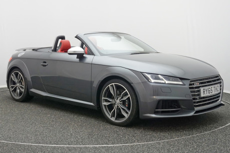 Big Motoring Worlds Car of the Week: Audi TTS Convertible