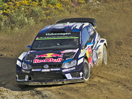 Volkswagen and the World Rally Championship: A potent force