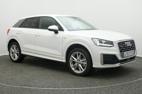 Big Motoring Worlds Car of the Week: Audi Q2 TDI Quattro S Line
