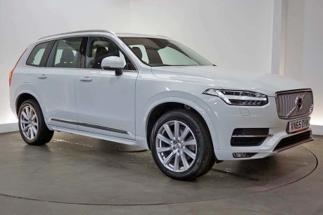 Big Motoring Worlds Car of the Week: Volvo XC90 D5 Inscription AWD