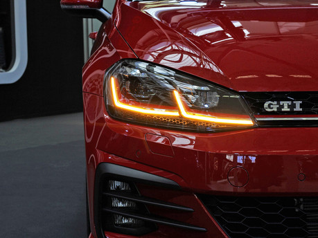 What's In A Name: Volkswagen Golf GTI