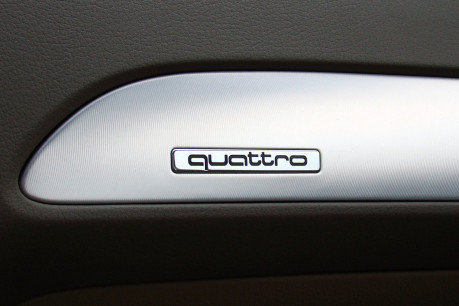 Audi Quattro: 4x4 Meets the mass market