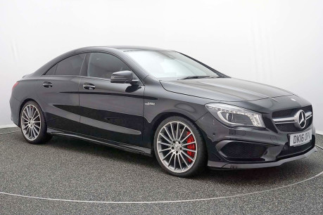 Big Motoring Worlds Car of the Week: CLA Class AMG CLA 45 4Matic