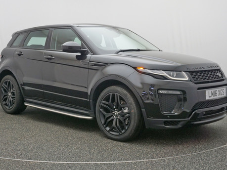 Big Motoring Worlds Car of the Week: Range Rover Evoque TD4 HSE Dynamic