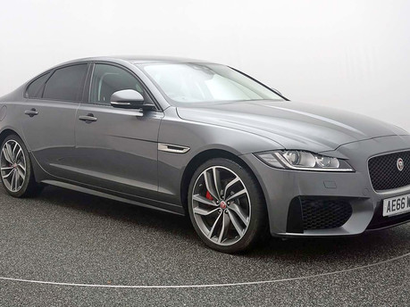 Big Motoring Worlds Car of the Week: Jaguar XF V6 S