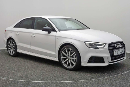 Car Of The Week: Audi A3 TFSI S Line Black Edition