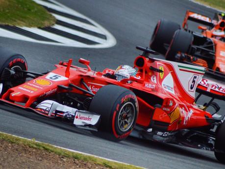 Formula One Is Back.