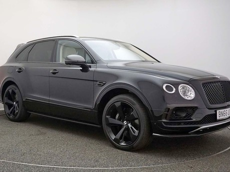 Big Motoring Worlds Car Of The Week: Bentley Bentayga
