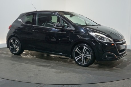 Big Motoring Worlds Car of the Week: Peugeot 208 GT Line