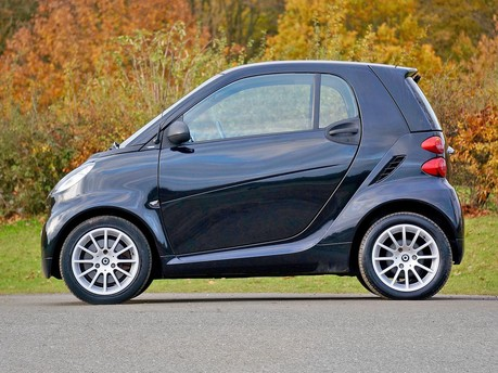 Small & Mighty? The Story Of The Smart Car