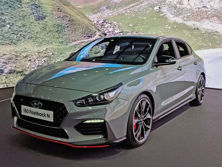 Hyundai i30 Fastback N: Hot Hatch Meets Coupe