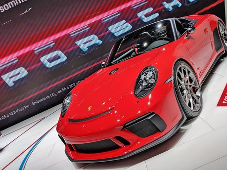 New Porsche Speedster To Enter Production