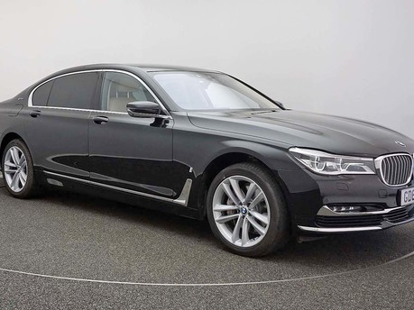 Big Motoring Worlds Car of the Week: BMW 7 Series 740LE