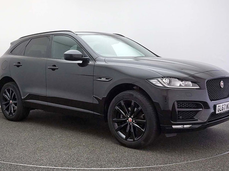 Big Motoring Worlds Car of the Week: Jaguar F-Pace R-Sport