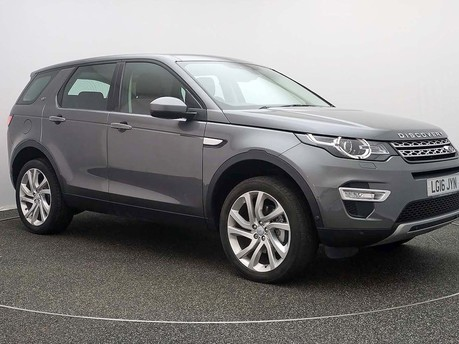 Big Motoring Worlds Car of the Week: Land Rover Discovery Sport