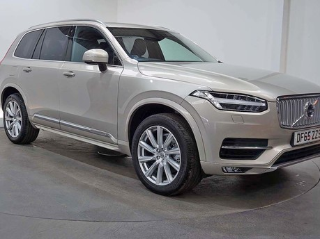 Big Motoring Worlds Car of the Week: Volvo XC90 D5