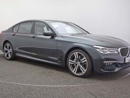 Big Motoring Worlds Car of the Week: BMW 7 Series 730LD M Sport