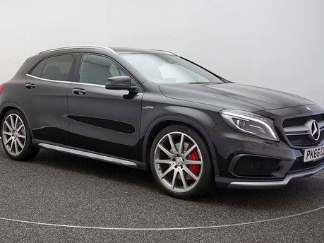 Big Motoring Worlds Car of the Week: Mercedes-Benz AMG GLA 45