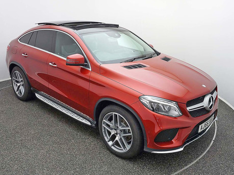 Big Motoring Worlds Car of the Week: Mercedes-Benz GLE 350