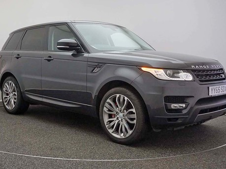 Big Motoring Worlds Car of the Week: Range Rover Sport SDV6 HSE Dynamic
