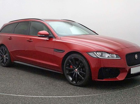 Big Motoring Worlds Car of the Week: Jaguar XF D V6 S