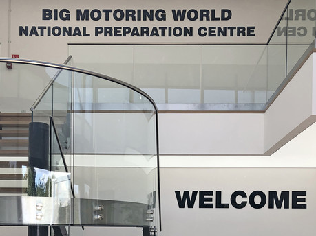 Hundreds of jobs created at car Big Motoring World's new preparation centre 3