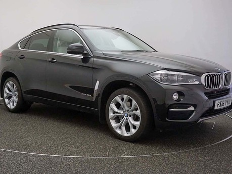 Big Motoring Worlds Car of the Week: BMW X6 XDrive 40D SE