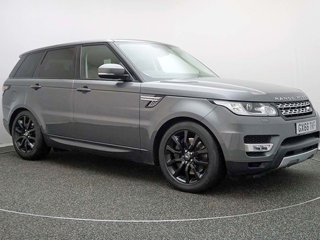 Big Motoring Worlds Car of the Week: Range Rover Sport SDV6 HSE