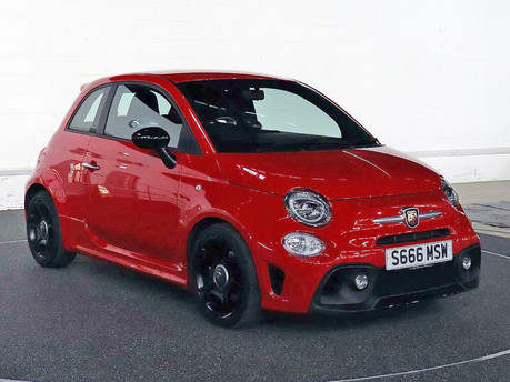 Big Motoring Worlds Car of the Week: Abarth 595 Trofeo
