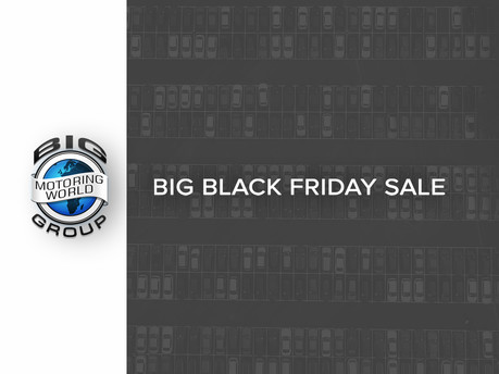 The Big Motoring World Big Black Friday Sale