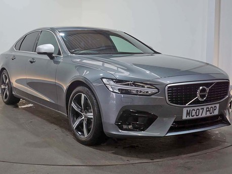 Big Motoring Worlds Car of the Week: Volvo S90 D4 R-Design