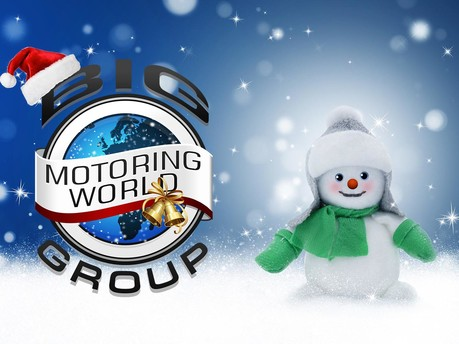 Big Motoring World Wishes You A Very Merry Christmas