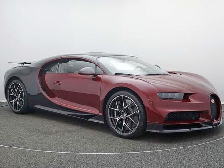 Supercar Spotlight: Bugatti Chiron Super Sport
