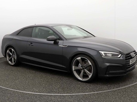 Big Motoring Worlds Car of the Week: Audi A5 TFSI S Line Black Edition