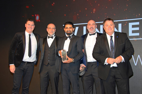 Big Motoring World wins 'Used Car Supermarket of the Year' at Used Car Awards