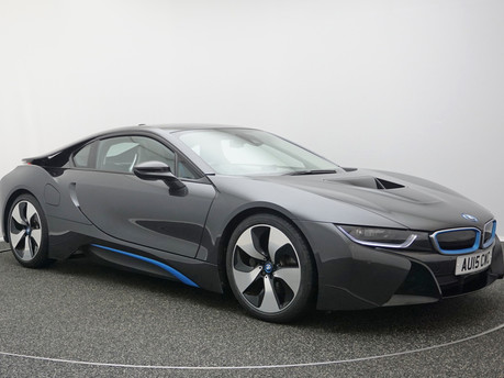 Big Motoring Worlds Car of the Week: BMW i8