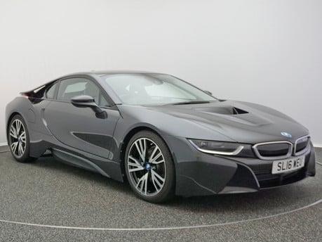 Big Motoring Worlds Car of the Week: BMW I8