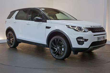 Big Motoring Worlds Car of the Week: Land Rover Discovery Sport TD4 HSE