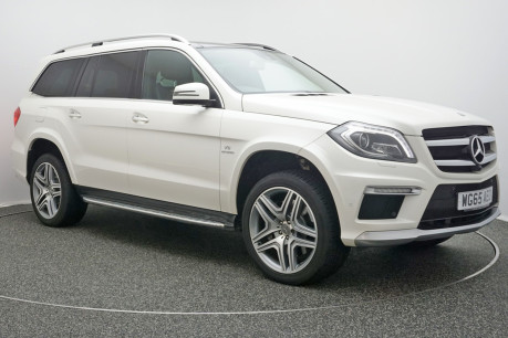 Big Motoring Worlds Car of the Week: Mercedes-Benz GL Class GL63 AMG