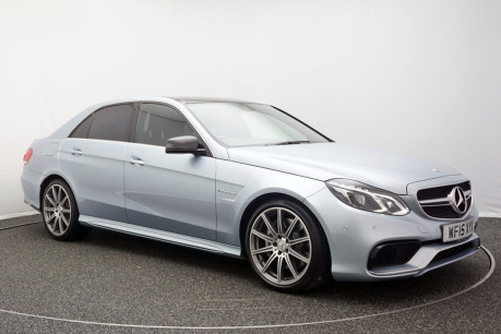 Big Motoring Worlds Car of the Week: Mercedes E Class E63 AMG