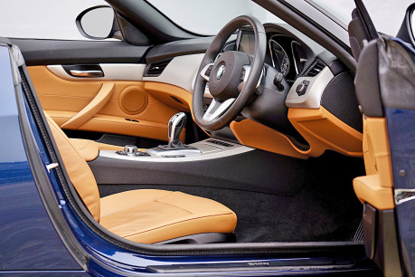 The wraps are off, meet the all-new BMW Z4