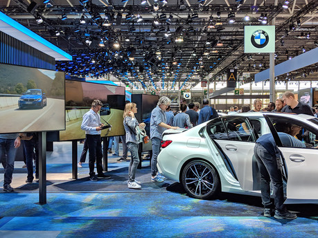 Paris Motor Show 2018: The latest from this year's show