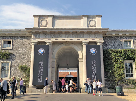 A BMW Showcase at the Goodwood Festival of Speed
