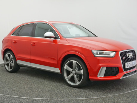 Big Motoring Worlds Car of the Week: Audi RS Q3